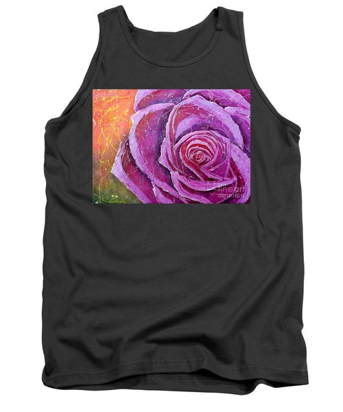 The Rose Tank Top