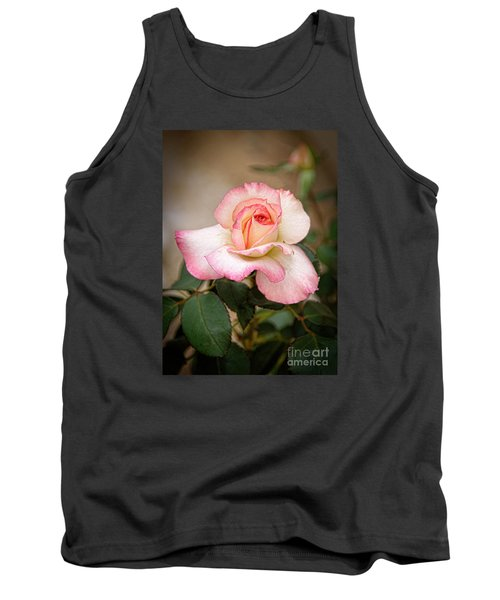 The Rose Tank Top by Janice Rae Pariza