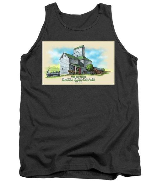 The Ross Elevator Tank Top by Scott Ross