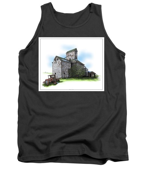 The Ross Elevator Spring Tank Top