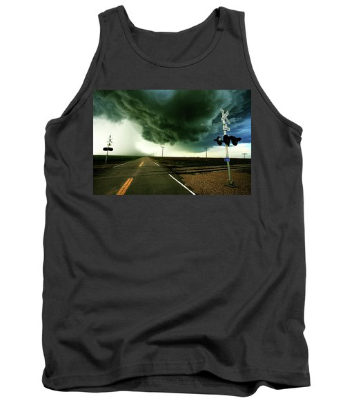 The Rough Road Ahead Tank Top