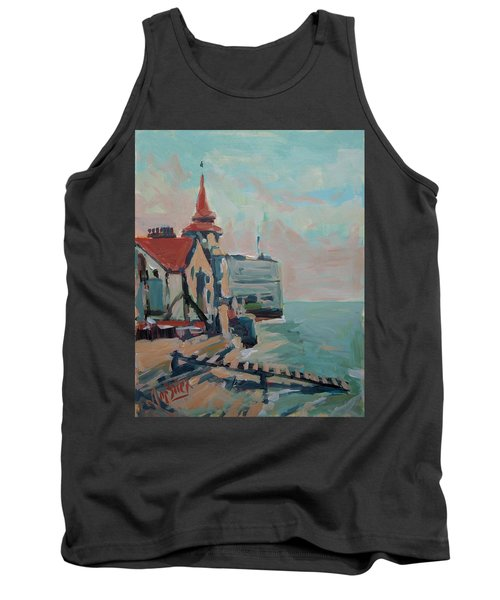 The Round Tower Of Portsmouth Tank Top