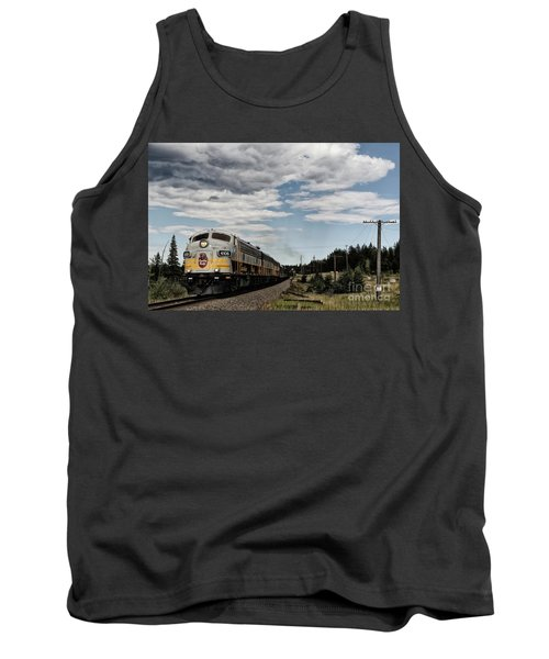 The Royal Canadian Pacific  Tank Top