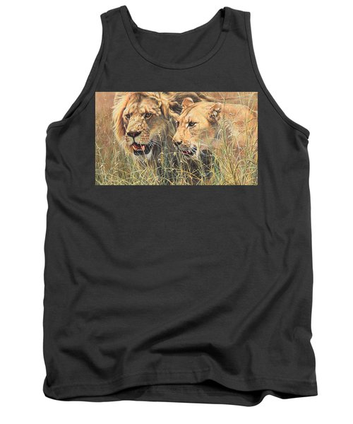 The Royal Couple II Tank Top