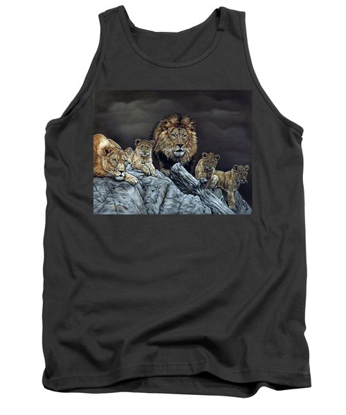 The Royal Family Tank Top