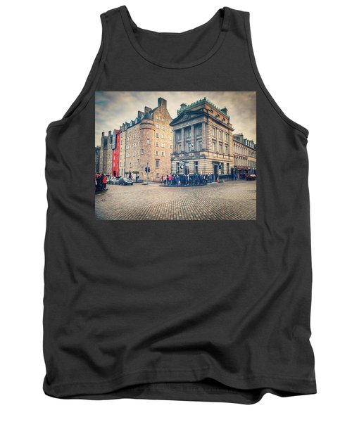 The Royal Mile Tank Top by Ray Devlin
