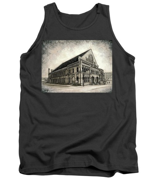 The Ryman Tank Top by Janet King