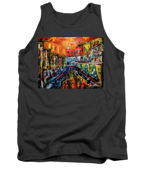 The Sangria Jug Tank Top