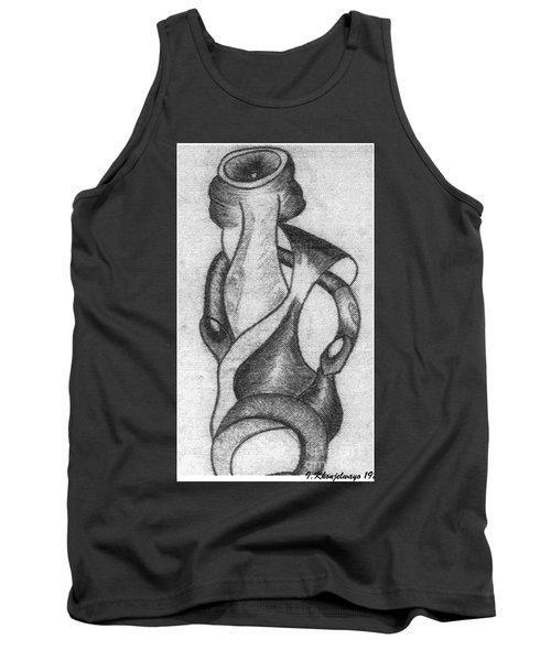 The Sculpture Award Tank Top