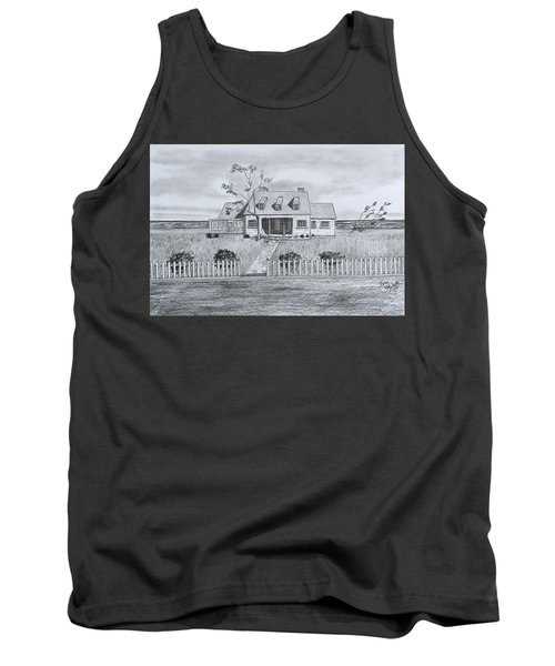 The Sea Captains House  Tank Top