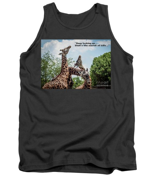 The Secret Of Life Tank Top