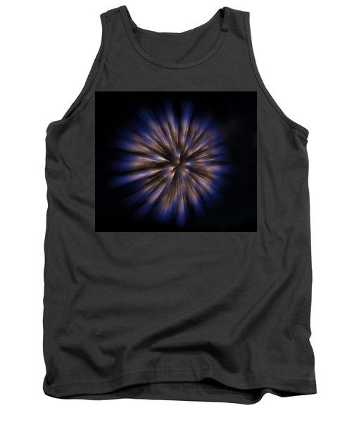 The Seed Of A New Idea Tank Top by Alex Lapidus