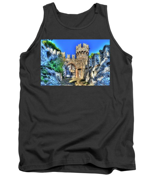 The Senator Castle - Il Castello Del Senatore Tank Top