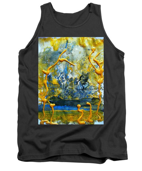 The Seven Sins- Greed Tank Top