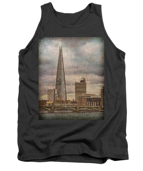 London, England - The Shard Tank Top