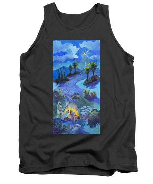 The Shepherds And The Star Tank Top