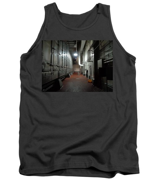 The Show Is Over Pt. II Tank Top
