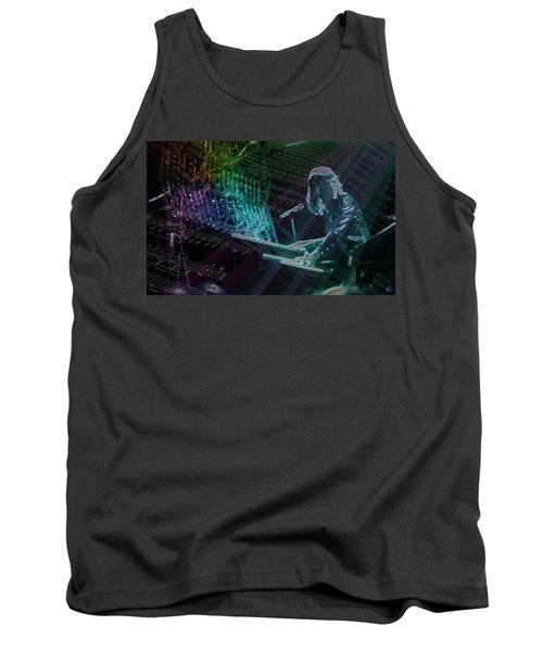 The Show That Never Ends... Tank Top by Kenneth Armand Johnson