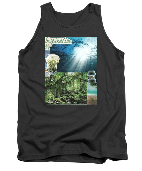 The Sight Of Inspiration Tank Top
