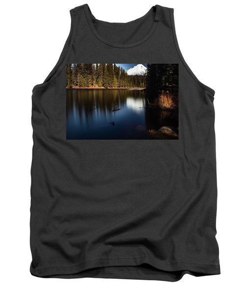The Silence Of The Lake Tank Top