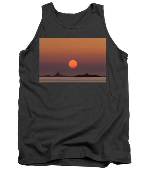 The Skerries Lighthouse  Tank Top
