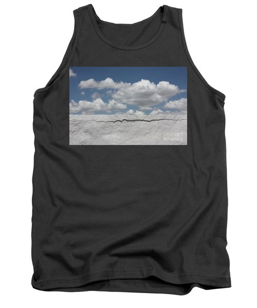 Tank Top featuring the photograph The Sky Is Falling by Brian Boyle