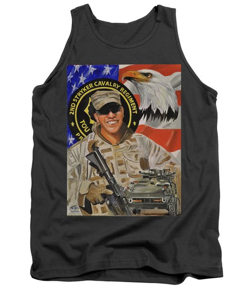 The Smile Of Youth Tank Top