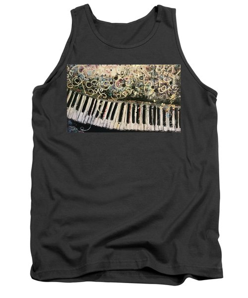 The Songwriter  Tank Top