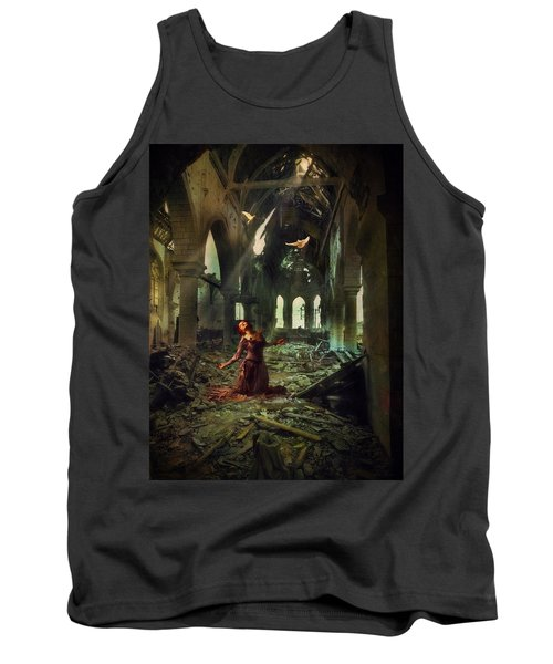 The Soul Cries Out Tank Top
