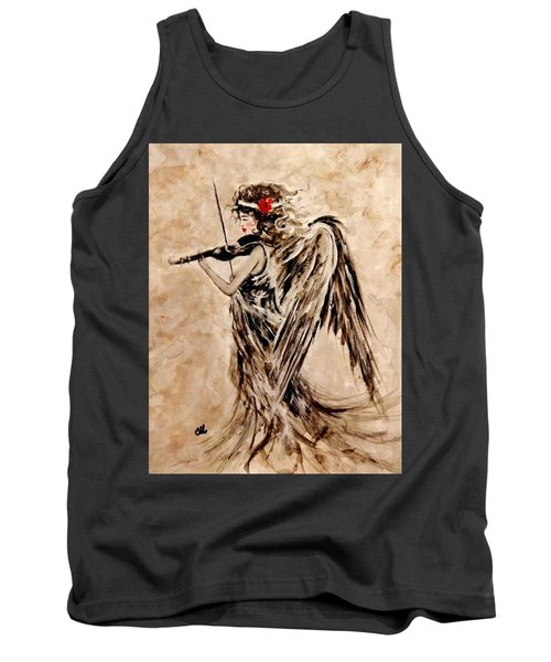 The Sound Of An Angel. Tank Top