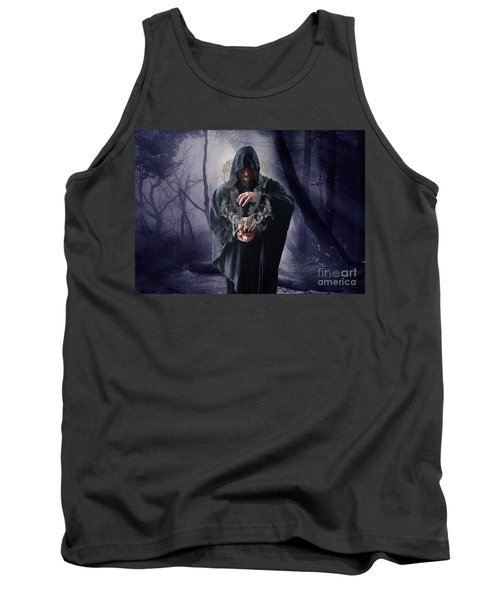 The Sounds Of Silence Tank Top