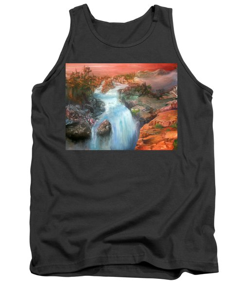 The Source Tank Top