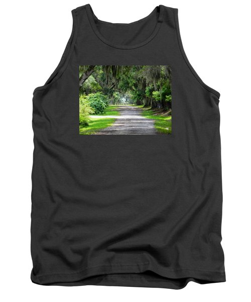 The South I Love Tank Top by Patricia Greer