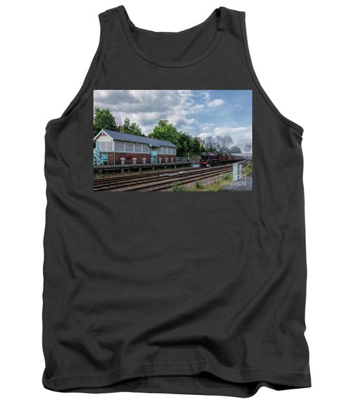 The Spa Express Departing Scarborough Tank Top