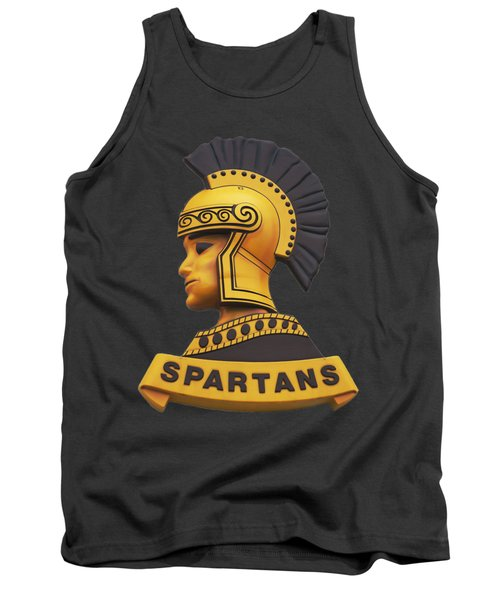 The Spartans Tank Top