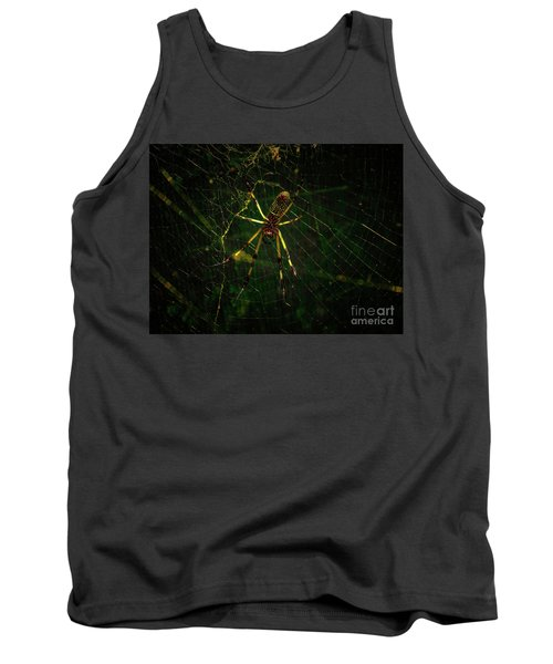 The Spider Tank Top