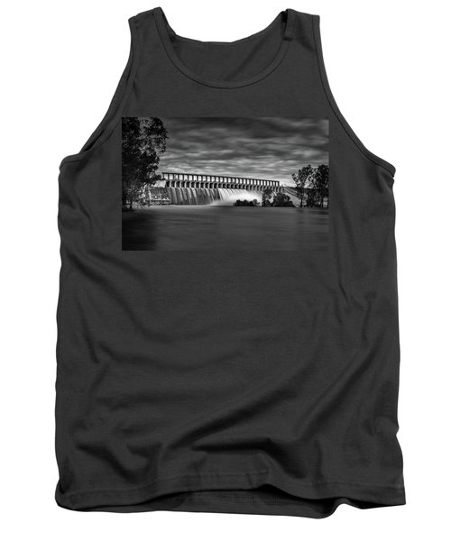 The Spill Tank Top by Mark Lucey