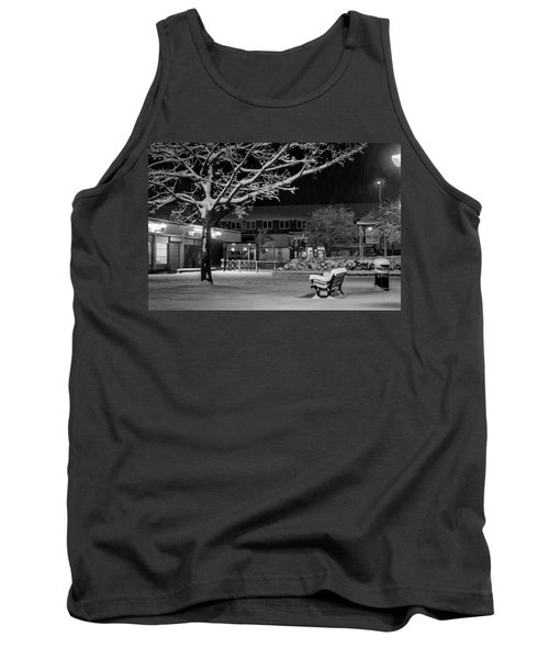 The Square In The Snow Tank Top
