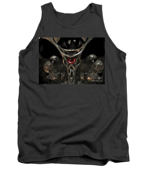 The Staff Of Eternity  Tank Top
