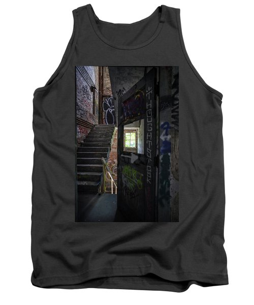The Stairs Beyond The Door Tank Top
