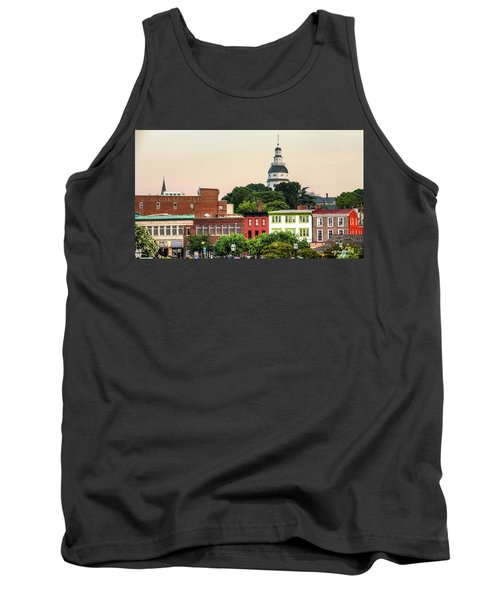 The State Capitol Tank Top