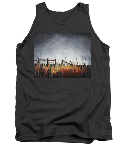 The Stories Were Left Untold Tank Top by Carolyn Doe