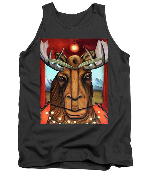 The Story Of Moose Tank Top