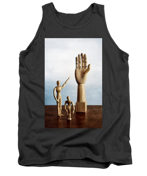 The Story Of The Creator Tank Top