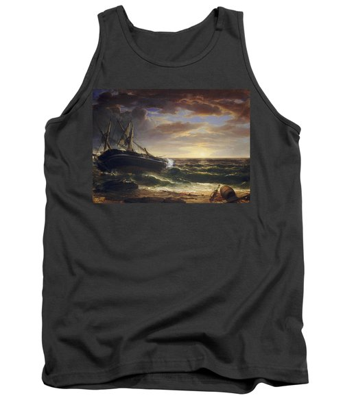 The Stranded Ship Tank Top