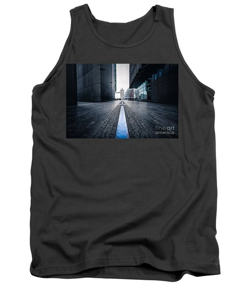 The Stream Of Time Tank Top