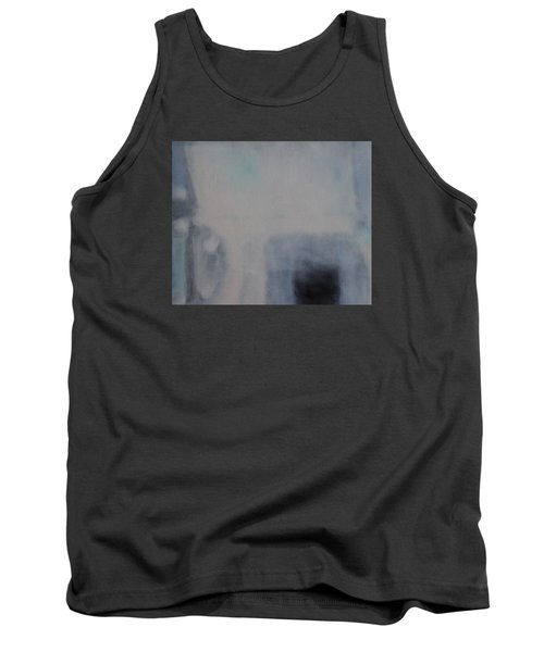 the Sublimation of ideas Tank Top by Min Zou
