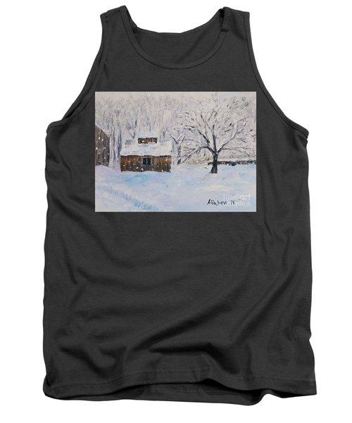 The Sugar House Tank Top by Stanton Allaben