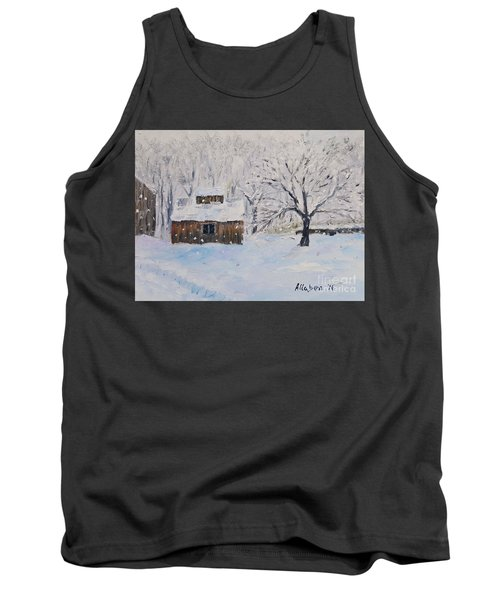 The Sugar House Tank Top
