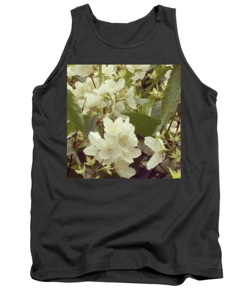 The Summer Smells Like A Mock Orange Tank Top